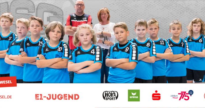 E1-Jugend - Saison 2016/17